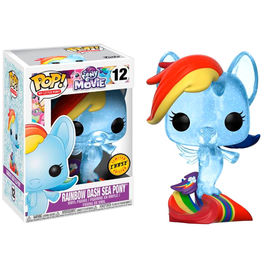 Figura POP My Little Pony Movie Rainbow Dash Sea Pony Chase