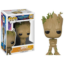 Figura POP! Vinyl Guardians of the Galaxy Teenage Groot Limited