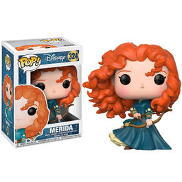 POP! Vinyl figure Disney Merida