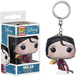 Pocket POP! Keychain Disney Mulan