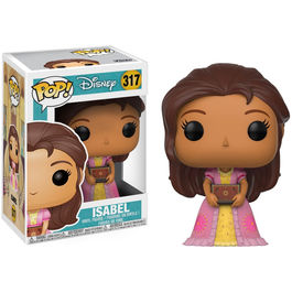 Figura POP! Vinyl Disney Elena de Avalor Isabel