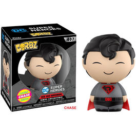 Figura Vinyl Dorbz DC Comics Superman Red Son Chase