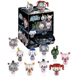 Figura Pint Size Five Nights at Freddy's Sister Location surtido