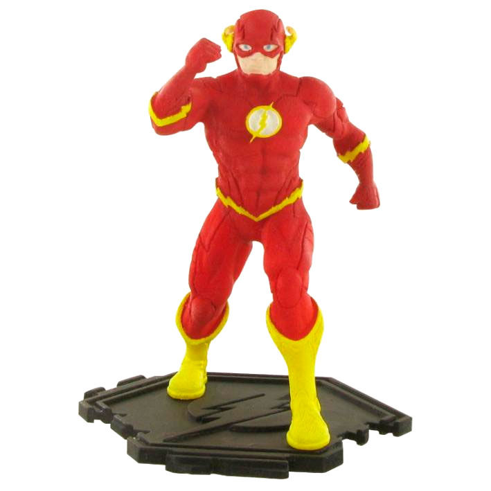 DC Comics Flash figurine - OcioStock - Marketplace B2B