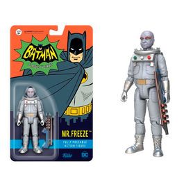 Figura Action DC Heroes Mr. Freeze