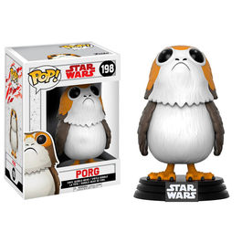 Figura Bobble POP! Star Wars Episode VIII The Last Jedi Porg