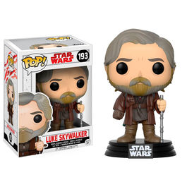 Figura POP! Star Wars Episode VIII The Last Jedi Luke Skywalker