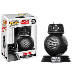 Figura Bobble POP! Star Wars Episode VIII The Last Jedi BB-9E