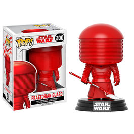 Figura Bobble POP! Star Wars Episode VIII The Last Jedi Praetorian Guard