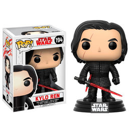 Figura Bobble POP! Star Wars Episode VIII The Last Jedi Kylo Ren