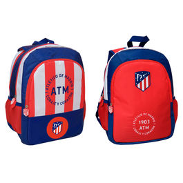 Mochila reversible Atletico Madrid 41cm