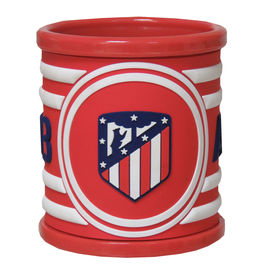 Taza Atletico Madrid rubber 3D