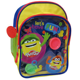 Play Doh backpack 30cm with play dough
