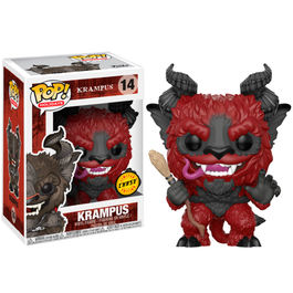 Figura POP Krampus Chase