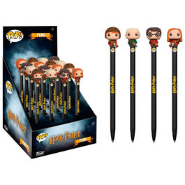 Boligrafo Toppers POP! Harry Potter