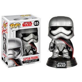 Figura Bobble POP! Star Wars Episode VIII The Last Jedi Captain Phasma