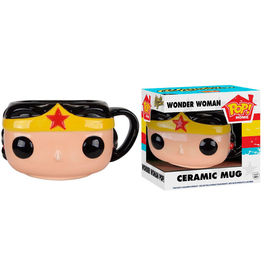 Taza POP! Home DC Wonder Woman